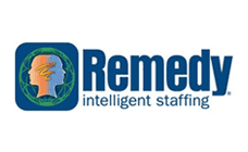 Remedy Staffing Logo